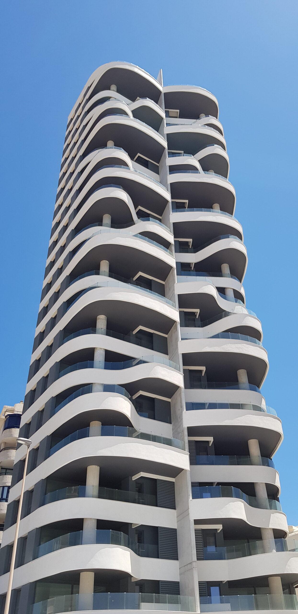 Torre Viviendas