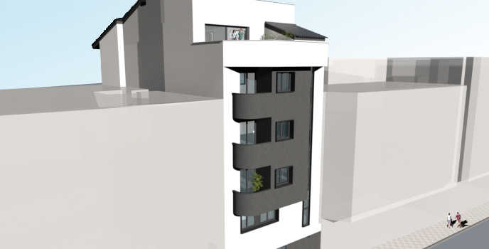Vivienda Nueva centro Albacete